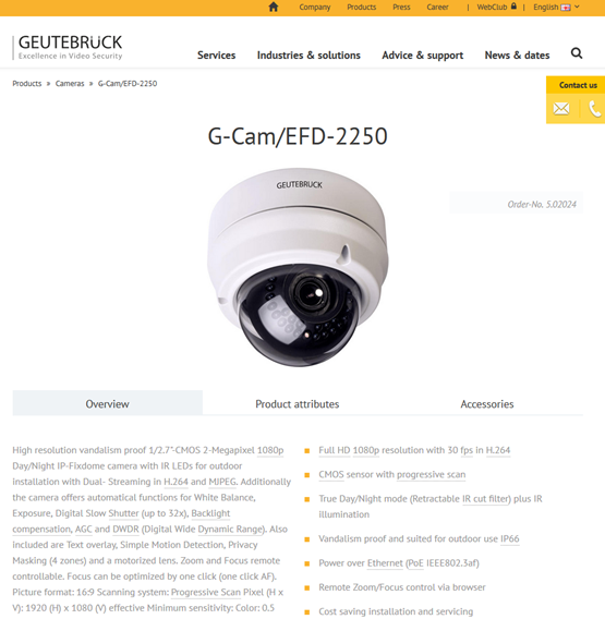 0day] Anonymous RCE on Geutebruck IP Cameras - again